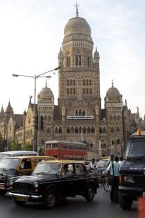 Bombay Municipality Building