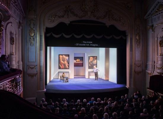 Le Mensonge | Bernard Murat | Théâtre Édouard VII 2015 | © Alexis Pichot