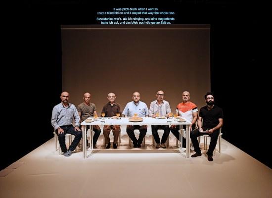UNTITLED | Zoukak Theatre Company | Festival Theaterformen 2019 | © Andreas Etter