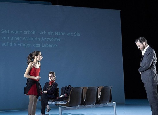 VÖGEL | Burkhard C Kominski | Schauspiel Stuttgart12/2018 © Matthias Horn