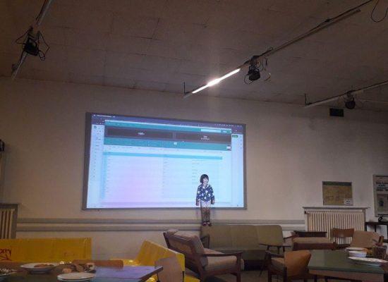 Formation pour notre équipe et nos futurs surtitreurs dans nos bureaux Panthea à Berlin