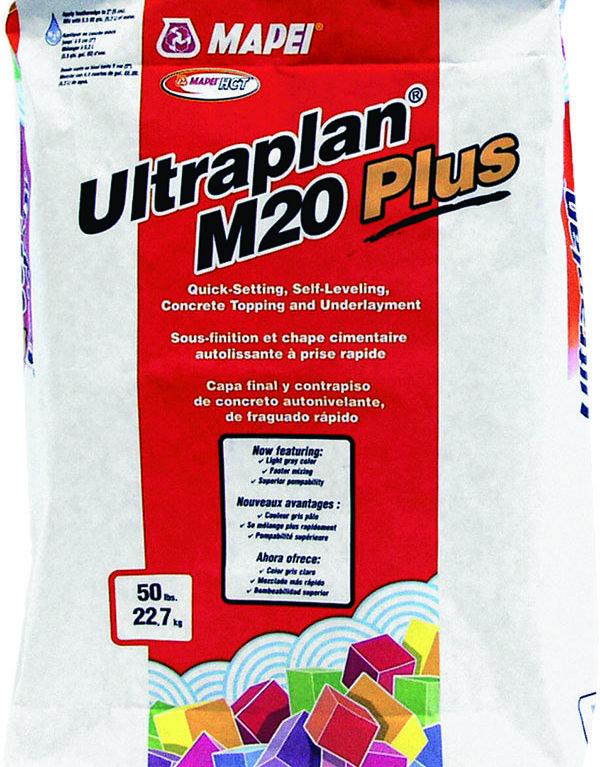 Mapei Ultraplan M20 Plus 50lb Bag