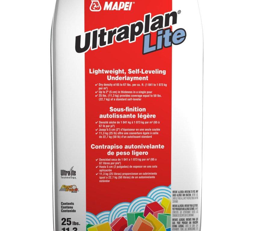 Mapei Ultraplan Lite 25lb Bag