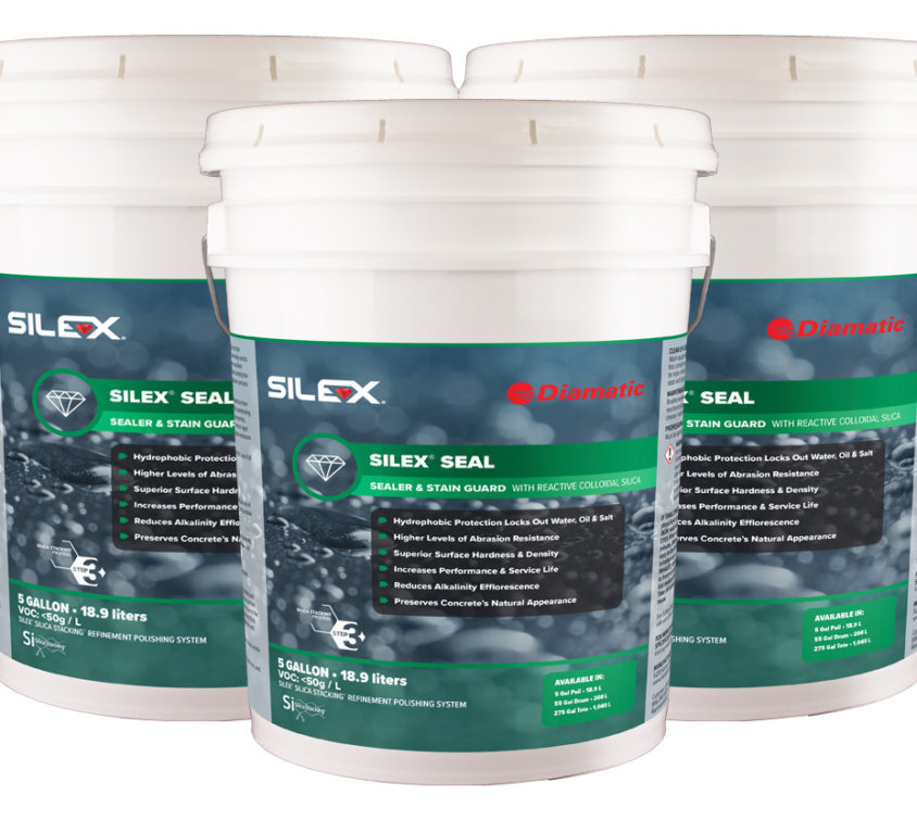 Diamatic – Silex® Seal