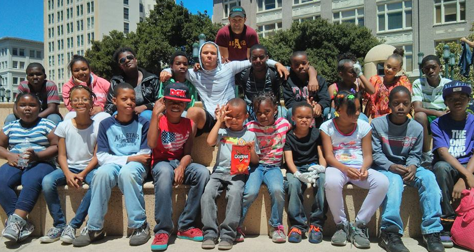 We Lead Ours in Oakland Program Sets Out to Turn Troubled Students to Successful Students