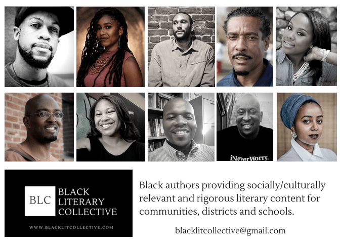 Black Literary Collective Launches at Youth Uprising