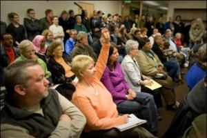 Public Meeting to Discuss Proposed Panthertown Burn - Thursday, September 20
