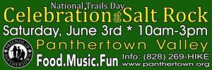 Celebration at Salt Rock is June 3rd, 2017