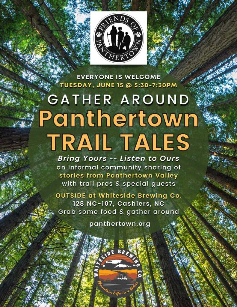 Panthertown Trail Tales June 2021