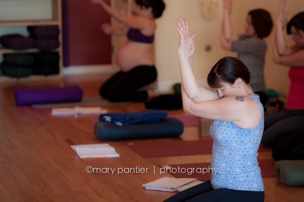 20110513 De West Yoga Day 2 28