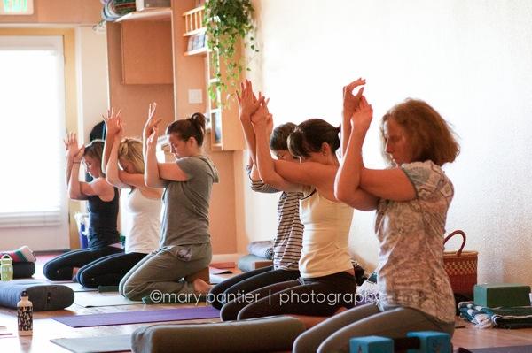 20110513 De West Yoga Day 2 77
