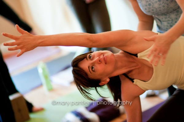 20110513 De West Yoga Day 2 96
