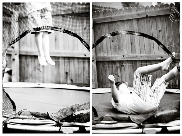 Tramp jump