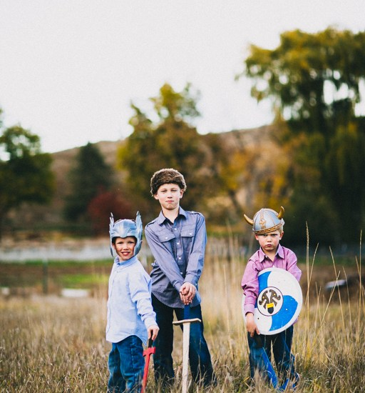 the bush family {a family session}