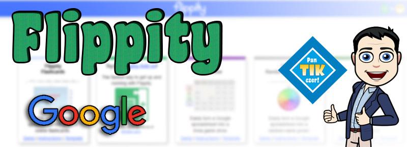 Flippity – darmowy dodatek do arkusza google