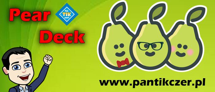 Pear Deck czyli jak zrobić interaktywną prezentację (cz.1)