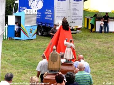 Procesión en honor a San Martiño - Pantín 28-08-2009 - F. Goiriz (9)