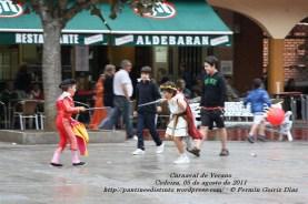 fotos del carnaval de verano 2011 - Cedeira, 05 de agosto de 2011 - fotografía por Fermín Goiriz Díaz (10)
