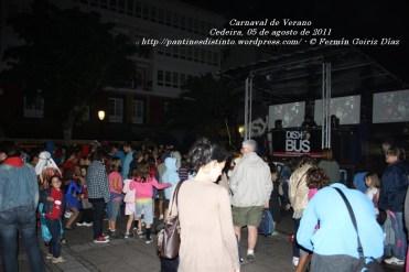 fotos del carnaval de verano 2011 - Cedeira, 05 de agosto de 2011 - fotografía por Fermín Goiriz Díaz (12)