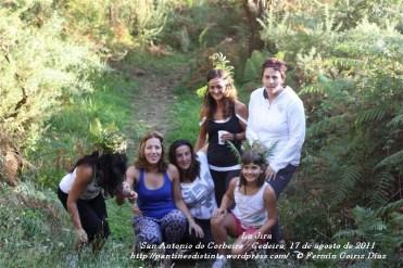 JIRA-GIRA-XIRA A SAN ANTONIO DA CORBEIRO - CEDEIRA 17 DE AGOSTO DE 2011 - FOTOGRAFÍA POR FERMÍN GOIRIZ DÍAZ (205)
