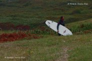 Surfeiro - Surfer - Surfero - Playa de Pantín (Valdoviño) - Galicia - fotografía por Fermín Goiriz Díaz (5)