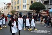 Desfile de Carnaval en Cedeira, 18 de febrero de 2012 - Carnaval Cedeira 2012 - Galicia -fotografía por Fermín Goiriz Díaz (20)