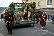 Desfile de Carnaval en Cedeira, 18 de febrero de 2012 - Carnaval Cedeira 2012 - Galicia -fotografía por Fermín Goiriz Díaz (4)