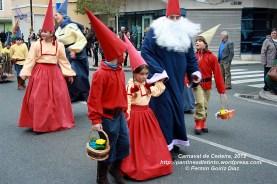 Desfile de Carnaval en Cedeira, 18 de febrero de 2012 - Carnaval Cedeira 2012 - Galicia -fotografía por Fermín Goiriz Díaz (74)