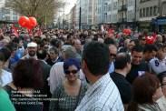 Fotografías manifestación 29-M en Ferrol - +40.000 manifestantes - Ferrolterra - contra la reforma laboral del PP - Fotografía por Fermín Goiriz Díaz (8)