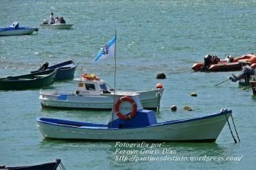 Procesión Marítima en honor de la Patrona de Cedeira - Cedeira, 16 de agosto de 2012 - fotografía por Fermín Goiriz Díaz (12)