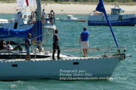 Procesión Marítima en honor de la Patrona de Cedeira - Cedeira, 16 de agosto de 2012 - fotografía por Fermín Goiriz Díaz (122)
