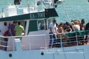 Procesión Marítima en honor de la Patrona de Cedeira - Cedeira, 16 de agosto de 2012 - fotografía por Fermín Goiriz Díaz (145)