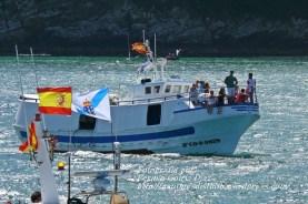 Procesión Marítima en honor de la Patrona de Cedeira - Cedeira, 16 de agosto de 2012 - fotografía por Fermín Goiriz Díaz (208)