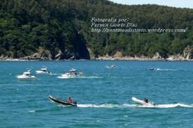 Procesión Marítima en honor de la Patrona de Cedeira - Cedeira, 16 de agosto de 2012 - fotografía por Fermín Goiriz Díaz (296)