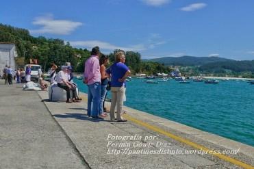 Procesión Marítima en honor de la Patrona de Cedeira - Cedeira, 16 de agosto de 2012 - fotografía por Fermín Goiriz Díaz (351)