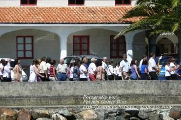 Procesión Marítima en honor de la Patrona de Cedeira - Cedeira, 16 de agosto de 2012 - fotografía por Fermín Goiriz Díaz (417)