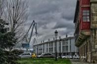 Paseo turístico po las rúas Carlos III e Fernando VI (Esteiro Ferrol) - Fotografías por Fermín Goiriz Díaz, 26-02-2012 (40)