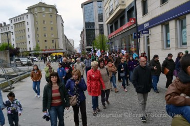 Contra la LOMCE - Huelga General en la Enseñanza Pública en Ferrol - Foto por Fermín Goiriz Díaz, 09-05-2013 (9)