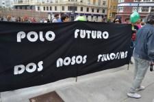 Folga Comarcal Ferrol, Huelga General Ferrol, 12 de xuño de 2013 - manifestación Ferrol, 12-06-2013 - fotografía por Fermín Goiriz Díaz(123)
