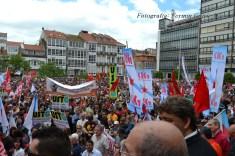 Folga Comarcal Ferrol, Huelga General Ferrol, 12 de xuño de 2013 - manifestación Ferrol, 12-06-2013 - fotografía por Fermín Goiriz Díaz(175)