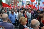 Folga Comarcal Ferrol, Huelga General Ferrol, 12 de xuño de 2013 - manifestación Ferrol, 12-06-2013 - fotografía por Fermín Goiriz Díaz(41)