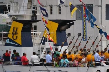 Procesión marítima en honor a la virgen del mar - Cedeira, 16-08-2013 - Fotografía por fermín Goiriz Díaz (16)