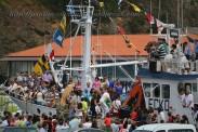 Procesión marítima en honor a la virgen del mar - Cedeira, 16-08-2013 - Fotografía por fermín Goiriz Díaz (20)