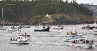 Procesión marítima en honor a la virgen del mar - Cedeira, 16-08-2013 - Fotografía por fermín Goiriz Díaz (35)