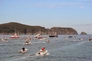 Procesión marítima en honor a la virgen del mar - Cedeira, 16-08-2013 - Fotografía por fermín Goiriz Díaz (44)