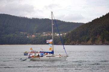 Procesión marítima en honor a la virgen del mar - Cedeira, 16-08-2013 - Fotografía por fermín Goiriz Díaz (45)