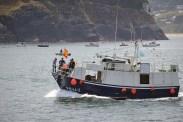 Procesión marítima en honor a la virgen del mar - Cedeira, 16-08-2013 - Fotografía por fermín Goiriz Díaz (89)