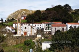 Santurio de San Andres de Teixido (Cedeira) foto Fermin Goiriz Diaz
