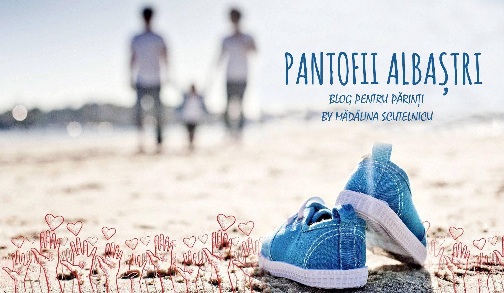 Pantofii Albaștri