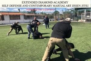 Σχολείο Ασφαλείας / 31-3-2019, Μαρκόπουλο Αττικής: Tactical protection advance, προστασία ατομικού οπλισμού, αυτοάμυνα και αφοπλισμός